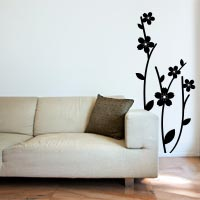 Cherry Blossom Sticks wall sticker
