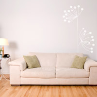 Cowslip wall sticker